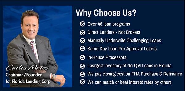 Carlos Matos - Why Choose Us?