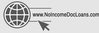 www.NoIncomeDocLoans.com